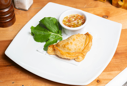 Empanada de Champiñón y Mozzarella