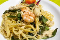 Spaghetti Kheaw Waan