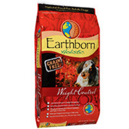 Earthborn Weight Control Grain Free 2.5 Kg