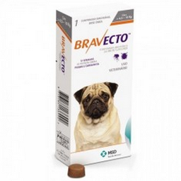 Bravecto 4.5-10 Kg