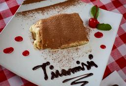 Tiramisú L'antica receta Italiana