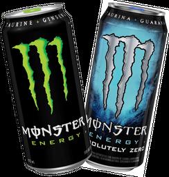 Promo: 2x Bebida Monster Energy Drink 473cc Variendades