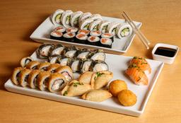 Combinación 3 Sushi (48 piezas)