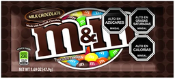 M&M Chocolate 48 gr