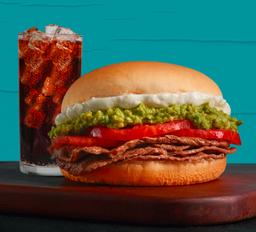 Combo Sándwich y Bebestible