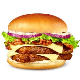 Bacon Mozzarella Doble