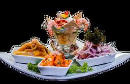 Piqueo Frutos del Mar (4 personas)
