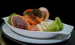 Ceviche Frutos del Mar
