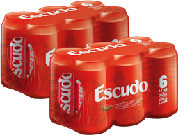 Promo: 2 Six Pack Escudo