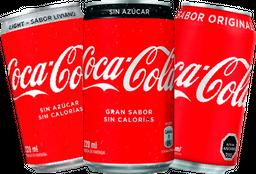 Promo: 3 Coca Cola 220cc
