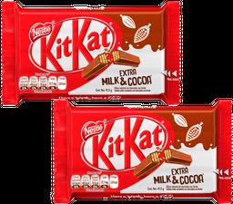 Promo: 2 Kit Kat