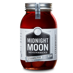 Whisky Midnight Moon Strawberry 50 750 mL