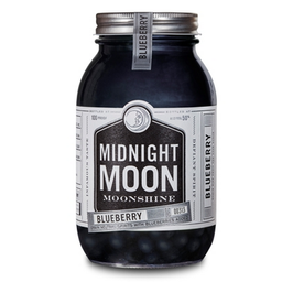 Whisky Midnight Moon Blueberry 50 750 mL