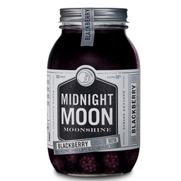 Whisky Midnight Moon Blackberry 50 750 mL