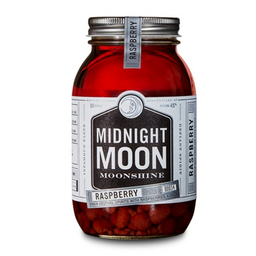 Whisky Midnight Moon Raspberry 45 750 mL