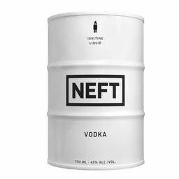 Vodka Neft White 40 700 mL
