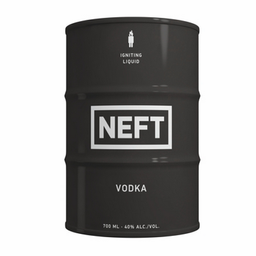 Vodka Neft Black 40 700 mL