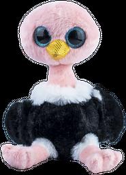 Orbys Ojos Grandes Avestruz 15Cms