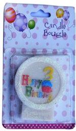 Vela Happy Birthday Muffin 3
