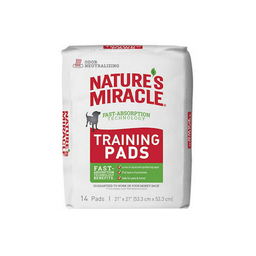 Alfombra Sanitaria Natures Miracle Training 14 U