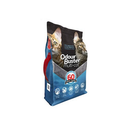 Arena Sanitaria Odour Buster Multi Cat 12 Kg