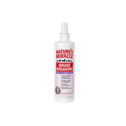 Spray Educador Natures Miracle Sanitario Para Perro 236 mL