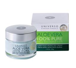 Crema Facial Aloe Vera Super Hidratante Diurna 50 mL