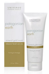 Mascarilla Facial  Con Oro Patagonian Earth 100 g