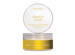 Crema Corporal Vanilla Gold 200 g