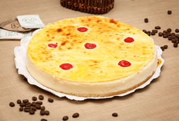 Kuchen de Quesillo