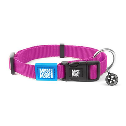 Collar Max And Molly Con Smart ID Pure Pink XS 1 U