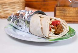 Shawarma de Falafel (mediano)