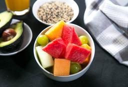 Frutas de la estación