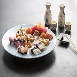 Sushi Sashimi para Dos - 31 Piezas
