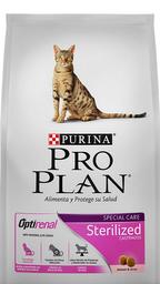 Alimento Para Gato Pro Plan Sterilized 3 Kg