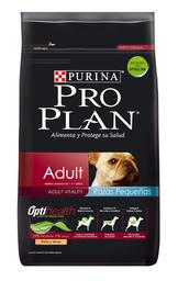 Alimento Para Perro Pro Plan Adult Vitality Razas Pequeñas 3 Kg