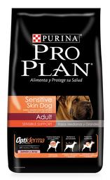 Alimento Para Perro Pro Plan Sensitive Adult Salmon 3 Kg