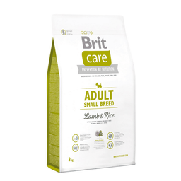 Alimento Para Perro Brit Care Adult Small Lamb & Rice 3 Kg