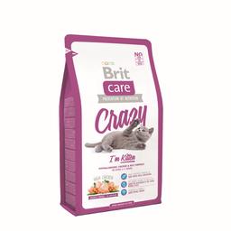 Alimento Para Gato Brit Care Crazy Kitten 2 Kg
