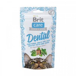 Snack Para Gato Brit Care Dental 50 g