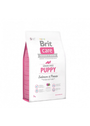 Brit Care Alimento Dog Puppy Salmon Potato
