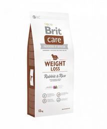 Alimento Para Perro Brit Care Weight Loss Rabbit 12 Kg