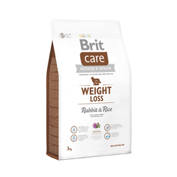 Alimento Para Perro Brit Care Weight Loss Rabbit 3 Kg