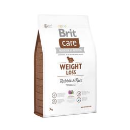 Alimento Para Perro Brit Care Weight Loss Rabbit 3 Kg