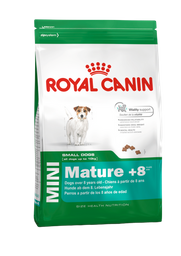 Alimento Para Perro Royal Canin Mini Mature 8 Años 3 Kg
