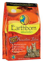 Alimento Para Gato Earthborn Holistic Primitive Feline 2.27 Kg