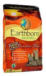 Alimento Para Gato Earthborn Holistic Primitive Feline 6.36 Kg