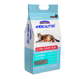 Arena Para Gato Ultra Odor Seal With Activated 15 Kg