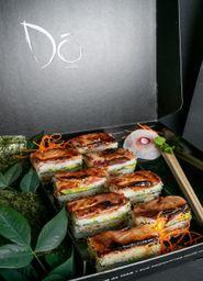 Caja Batera Sushi