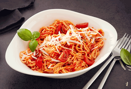 Pasta Pomodoro con Campanelle